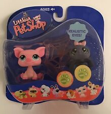 Littlest Pet Shop~#No~Spider~Grooviest~Pink Blue Green~Purple Heart Eyes