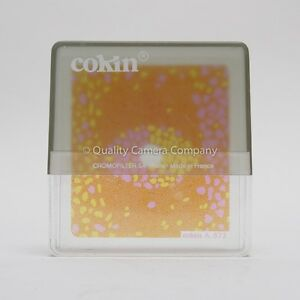 "COKIN ""A"" SERIES A673 Spot 2 Color Yellow/Pink - PORTRAIT FX, NO COMPUTERS - NOS"