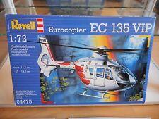 Modelkit Revell Eurocopter EC 135 VIP on 1:72 in Box