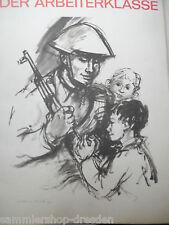 23046 Für die Macht der Arbeiterklasse Hans Räde Mappe 10 Plakate Kampfauftrag72