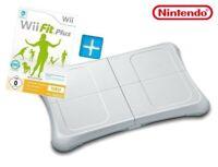 Wii - Original Balance / Fitness Board inkl. Spiel Wii Fit Plus #weiß [Nintendo]