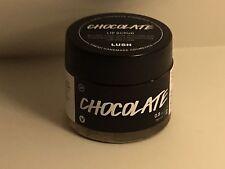 Lush Cosmetics Chocolate Lip Scrub 25g Vegan Self-Preserving LImited Edition
