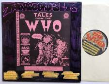 Tales From THE WHO Live 2-LP not TMOQ TAKRL Wm. Stout Art Homemade Cover