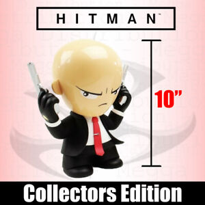 Hitman Absolution Agent 47 Deluxe Professional Collectors Edition Action Figure