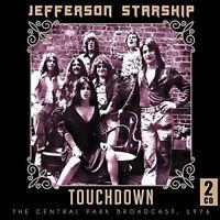 JEFFERSON STARSHIP - TOUCHDOWN (2CD)