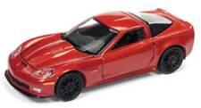 Auto World 1/64 2011 Chevy Corvette Inferno Orange Die-Cast Car AW64162