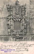 Tomar,Portugal,Janella da Sala do Capitulo,Used,1903