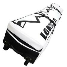 LOKKER TRIPLE SKI BAG with rollers  Holds 3 sets of skis and boots & Luggage