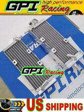 new GPI aluminum radiator Suzuki RM250 RM 250 1993 1994 1995 93 94 95