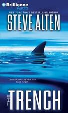 The Trench by Steve Alten (2013, CD, Abridged)