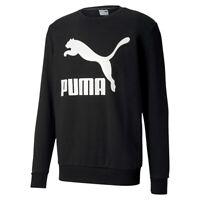 Puma Classics Logo Crew TR Felpa Uomo 595198 Vari Colori