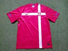 Serbien Football Shirt L 2010 Nike Serbia Shirt Soccer Jersey koszulka Trikot