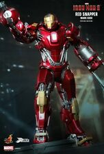 Iron Man Hot Toys Red Snapper