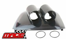 PERFORMANCE TWIN GAUGE POD FORD FALCON FG XR6 BARRA 195 270T 325T TURBO 4.0L I6