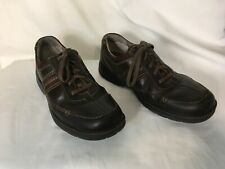 Clarks Slone Men's Casual Lace Up Brown Oxford Shoes size 10.5M