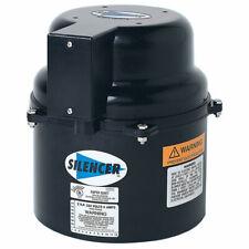 Air Supply 6320220F 2 HP 240 Volt 4.5 Amp Silencer Portable Pool Spa Air Blower