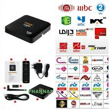Tiger Z4000 OTT Android Box Arabic Internet TV Receiver 2,500 Channels MBC Sport