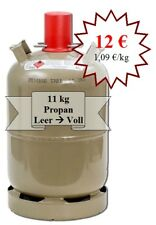 11 kg gasflasche füllung