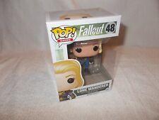Figurine Funko Pop Vinyle Jeux Fallout Lone Wanderer #48