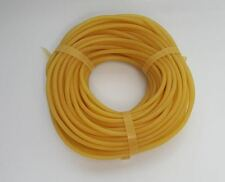 "25 FEET - 3/16"" - LATEX RUBBER TUBING - SURGICAL GRADE - NEW"
