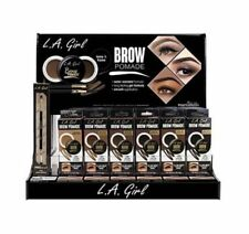 L.A. GIRL BROW POMADE smudge Proof Water Resistant Long Lasting Gel Formula GBP