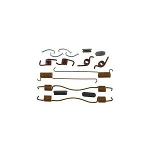 Drum Brake Hardware Kit-All In One Rear,Front CARQUEST H7042