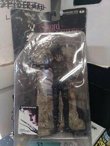 "McFarlane Toys Movie Maniacs EDWARD SCISSORHANDS 7"" Sealed New in worn package"