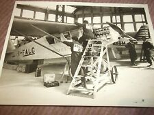 ORIG Petitti photo  Italian Breda Ba.15 S I-FALC with I-AAUM