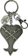 Disney Kingdom Hearts Heartless Pewter Keyring Keychain