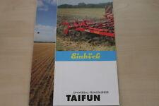 157265) Einböck Feingrubber Taifun Prospekt 11/2005