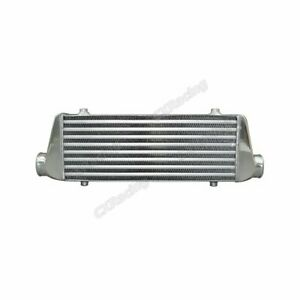 Universal Turbo Intercooler 23.5x7x2.5 Front Mount Tube & Fin