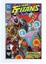 TEAM TITANS # 5 JUDGEMENT DAY DC COMICS INEDIT EN FRANCE