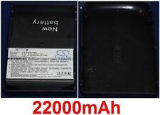 Hülle + Batterie 2200mAh Pour Blackberry Torch 9800, art BAT-26483-003 F-S1