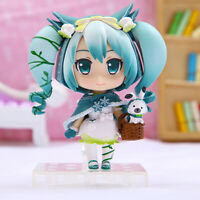 Collections Anime Jouets Hatsune Miku Figure Princess Figurines Statues 10cm