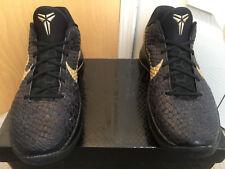 2011 Nike Zoom Kobe 6 VI Black History Month BHM Size 11