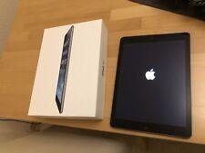Apple iPad Air 1. Gen. 64GB, WLAN, 24,64 cm, (9,7 Zoll) - Spacegrau Top Zustand