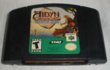 Aidyn Chronicles: The First Mage (Nintendo 64, 2001) nice condition