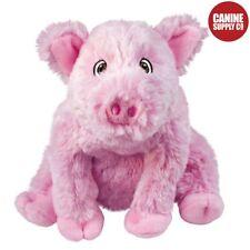 KONG Comfort Kiddos Pig Dog Toy, Large
