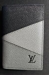 Louis Vuitton Pocket Organizer Gray