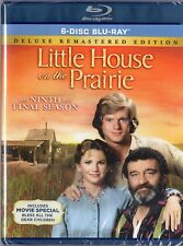 Little House on the Prairie: Season 9 Ninth & Final [Blu-ray,6 Disc 2016], New,
