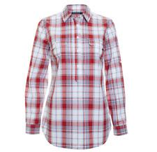 Sportscraft Noelle Check Over Shirt - Size 8