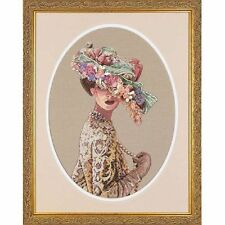 Dimensions - Counted Gold Cross Stitch Kit - Victorian Elegance D03823