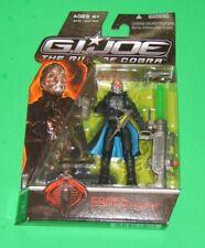 G.I. JOE The Rise of Cobra COBRA COMMANDER Action Figure NIB
