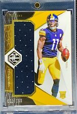 Chase Claypool 2020 Limited Patch Rookie NFL JERSEY # 11/199 1/1 Steelers RC SP