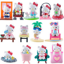 New 13pcs/set 2.5''-3''Hello kitty Anime action figure collection PVC Toys Gift