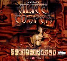 ALICE COOPER, BRUTALLY LIVE, CD + DVD DIGIPACK EDITION, UK 2014 (SEALED)