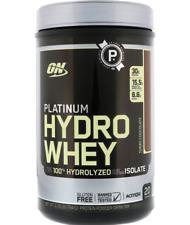 New Optimum Nutrition Platinum Hydrowhey Protein Turbo Chocolate 1.75lbs 795g