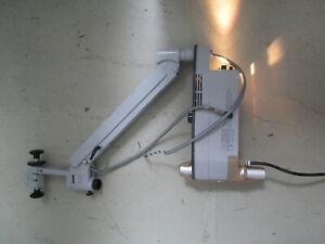 Zeiss NAG Tragarm Kolposkop Netzteil Halterung Mikroskop