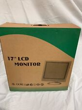 "17"" LCD Monitor 1280X1024 resolution, Brand new with Box, PS and cables."