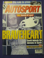 AUTOSPORT - BRAVEHEART - 11 May 2000 vol 159 # 6